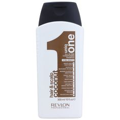 Revlon Uniq One All In One Conditioning Shampoo Coconut 300ml * More info could be found at the image url.