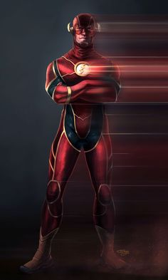 The Flash - Fred Gago