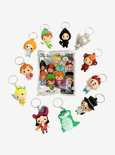 Disney Series 13 Blind Bag Figural Key Chain,