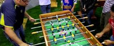 Campeonato de futbolín - Creativando #TeamBuilding #Futbolin #Campeonato Team Building, Teamwork, Activities