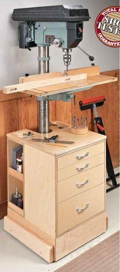 3-in-1 Drill Press Upgrade