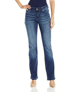 Lee Womens Modern Series Curvy Bootcut Jean with Hidden Pocket Cascade 6 * Find out more about the great product at the image link. (Note:Amazon affiliate link)