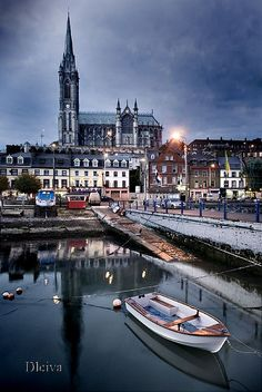 Cobh, IRELAND   (by dleiva, via Flickr)