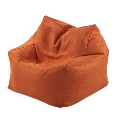 Sitzsack Bodenkissen Relaxkissen Sitting Bag 2 in 1 terra 70/70/40cm H100364