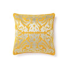 Cotton Embroidered Cushion | ZARA HOME United Kingdom