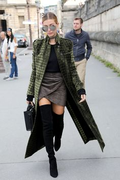 THE TRENDY TALE — MORE FASHION AND STREET STYLE
