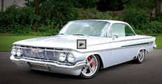1961 Chevy Impala SS Custom Built by Georgia Hot Rods. Double Click To See The Video