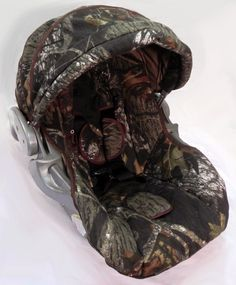 I'm in trouble...Custom Boutique Baby Graco Snugride Mossy Oak by smallsproutsbaby, $109.00