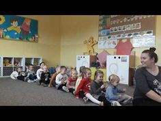 (32) Grupa Pszczółek- Gąsienica Basi Gałygi - YouTube Kindergarten Music Lessons, Circle Time, Preschool, Activities, Frame, Kids, Sport, Youtube, Pickup Lines
