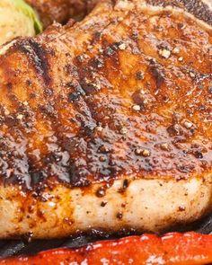 Cajun Spiced Pork Chops