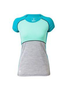 Women's Bella Coola Tech Merino Wool T-Shirt Travel And Leisure, Merino Wool, Fit Women, Tech, Fitness, T Shirt, Stuff To Buy, Shopping, Clothes