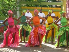 pictures of puerto rico | ... Ballet Majestad Negra of Piñones at the city of Loíza, Puerto Rico