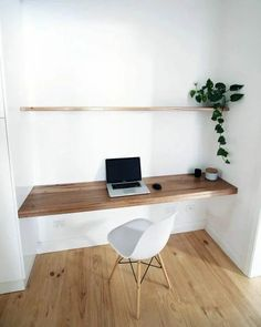 Office Nook, Home Office Space, Home Office Decor, Home Desk, Office Set, Office Ideas, Office Interior Design, Office Interiors, Office Designs
