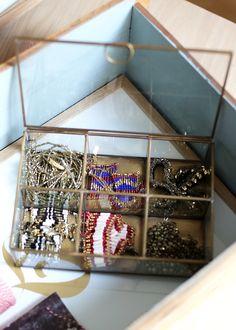 Sézane - Boîte à bijoux