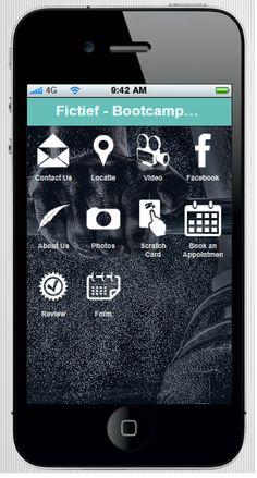 De nieuwe App van Bootcamp XL #App #Create