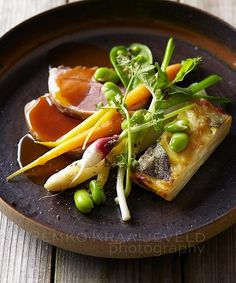 Unilever Food Solutions Recipe | Nice plating!  ~