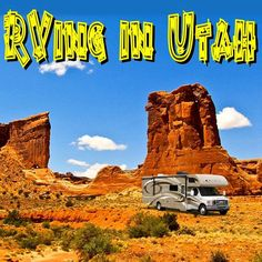 RVing in Utah is a popular past-time for many people.  And a fantastic way to…