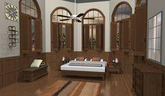 American Style - Bedroom 1
