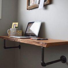 Borde flotante escritorio en vivo por 32BelowDesigns en Etsy