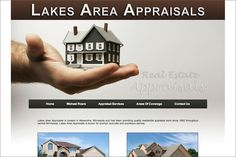 Lakes Area Appraisals  http://www.clouiscreative.com