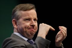 22 Silly Pictures Of Michael Gove