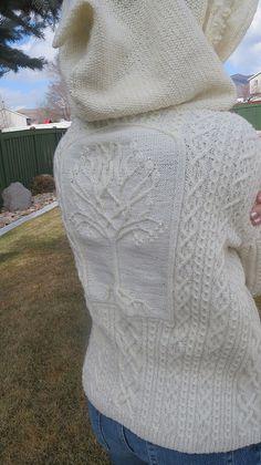 Ravelry: sunshineharbaugh's Tree of Gondor Sweater