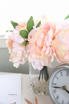 Our Light Pink Peony