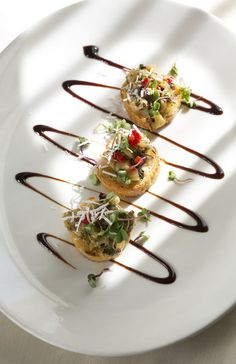 appetizers on a spoon - Google Search