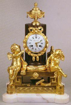 ormolu belle epoque | ... EN BRONZE PATINE, CISELE ET DORE - Époque Louis XVI (1775-1790