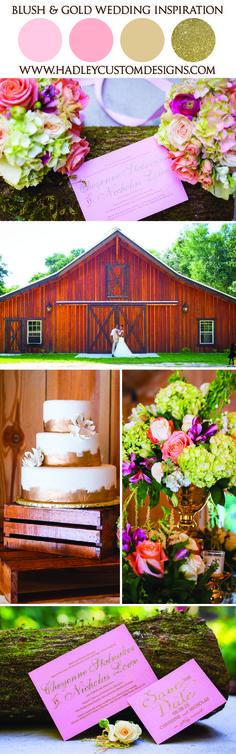 Rustic Wedding Invitations www.hadleycustomdesigns.com