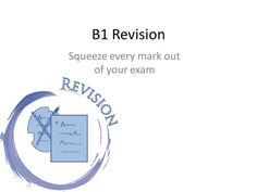 AQA GCSE Science Interactive B1 Biology Revision Activities