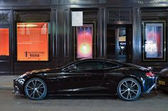 I could go for a daily driver like thos, Aston Martin Vanquish