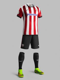 Athletic Bilbao 2014-15 Nike Home