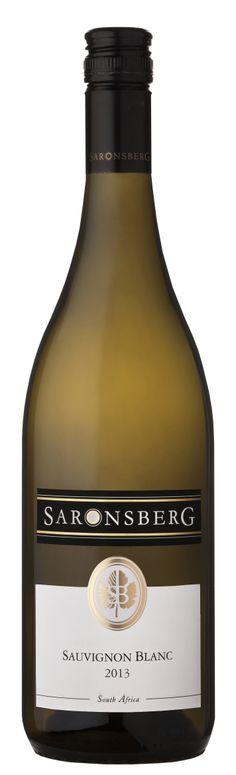 Pair with Saronsberg Sauvignon Blanc value, 80 points. South African Wine, Sauvignon Blanc, Fruit Salad, Wines, Tropical, Bottle, Cellar, Sushi, Grass