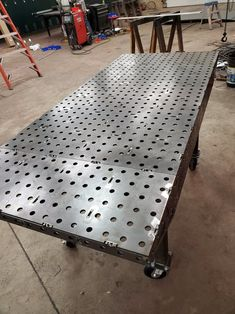 Microsoft, Fixture Table, Cnc Plasma Table, Welding Table, Table Accessories, Welding Projects, Tool Storage, Diy Table, Home Depot