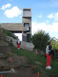 Accessible Ribadeo / Abalo Alonso Arquitectos