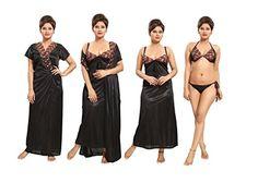 Girls Night Dress, Night Dress For Women, Night Gown, Nightwear Online, Womens Pyjama Sets, Sexy Jeans, Girls Jeans, Lingerie Set, Lounge Wear