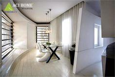 Tạo không gian rộng cho những phòng hẹp ~ Kiến trúc ACI HOME