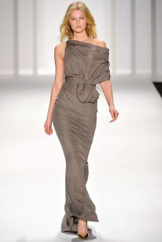 Celine Dion wearing J. Mendel 2012 Bambi Awards 1