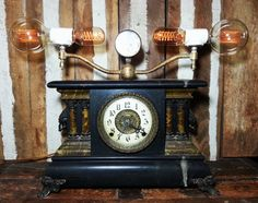 One-of-a-kind Upcycled Repurposed Antique Vintage by UrsMineNours