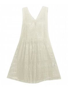 Stunning Ivory Lace Dress $45  #alight #plussize #plussizefashion #plussizeclothing #spring #trend #trendy #cute #white #whitedresses #whitedress #plussizedress #plussizedresses #summer  Sweet as sugar lace overlay dress has a sleeveless, v-neck bodice with front hook closures at the bust and scalloped edging along the neckline. Upper back is sheer. Front is lined. Size zipper closure.