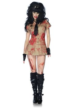 TAN OFFICE ARM BITER 3 PIECE HORROR COSTUME SET @ Amiclubwear costume Online Storesexy  sc 1 st  Pinterest & 10 best horror costumes images on Pinterest | Halloween prop ...