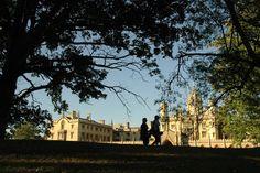 NINIVESKAL: Cambridge - architektura. Spojené království.