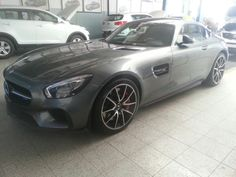 Mercedes sls gts amg PDR paintles dent repair