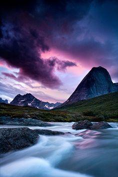 Arctic Landscape, Vladimir Donkov