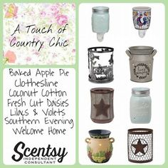 A Touch of Country Chic 2016