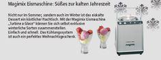 Lust auf Eis? Dann schaut doch mal in unserem Magimix Online-Shop vorbei ;-) http://www.magimix-shop.de/product_info.php?info=p6125_Eismaschine-TURBINE-A-GLACE.html   © W. Weitz GmbH & Co. KG