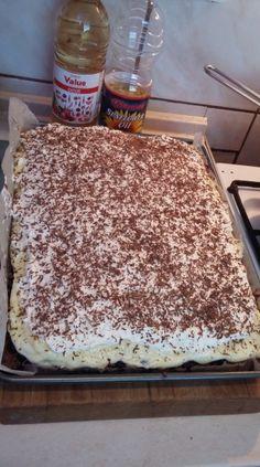 Čučoriedkový sen - obrázok 2 Tiramisu, Ethnic Recipes, Food, Basket, Kuchen, Tiramisu Cake, Meals