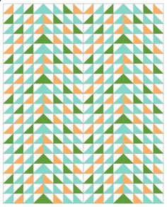 Quilting Happiness Forest Path Quilt Pattern, Color Tips + Book Giveaway | Sew Mama Sew |