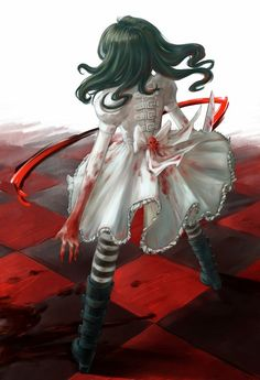 Hysteria Alice by 444blackstar on deviantART